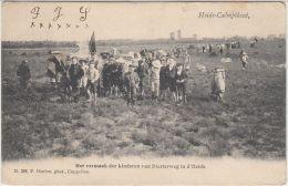 26754g HET VERMAAK DER KINDEREN VAN DIESTERWEG IN D'HEIDE - Calmpthout - Kalmthout