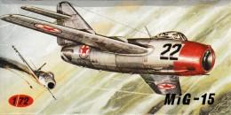 MiG-15, KP 1/72e - Vliegtuigen