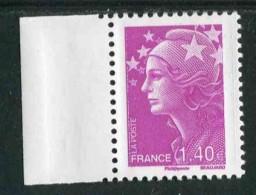 """Timbre** Gommé  De 2010 """"1,40 - Marianne De Beaujard"""" - 2008-13 Marianna Di Beaujard"""
