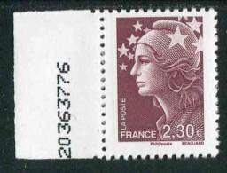 """Timbre** Gommé  De 2010 """"2,30 - Marianne De Beaujard"""" - 2008-13 Marianna Di Beaujard"""