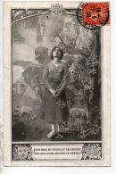 JEHANNE LA PUCELLE DÉSIGNÉE PAR DIEU POUR SAUVER LA FRANCE . JEANNE D´ARC - Réf. N°15524 - - Characters