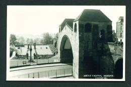 ENGLAND  -  Chester  Newgate  Unused Vintage Postcard - Chester