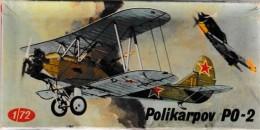 Polikarpov Po-2, KP 1/72e - Vliegtuigen