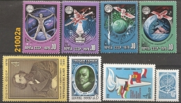 1978 - 4487/90-97-5403-04-17-18/22 ** - VC: 5.30 Eur. - 1923-1991 USSR