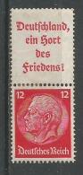 12p Rouge Carminé * - Germany