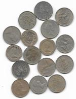 LOT H / MONNAIE GRANDE BRETAGNE - Monedas & Billetes