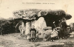 DOLMEN(PLOUHARNEL CARNAC) - Dolmen & Menhirs