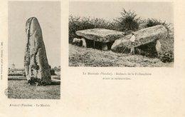 DOLMEN(LE BERNARD) - Dolmen & Menhirs