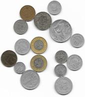 LOT L / MONNAIE POLOGNE - Monedas & Billetes