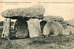 DOLMEN(MANE KERIENED) - Dolmen & Menhirs