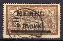 Memel 1920 Mi 26, Gestempelt [300416XIV] - Memelgebiet