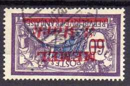 Memel 1921 Mi 37, Gestempelt [300416XIV] - Memelgebiet