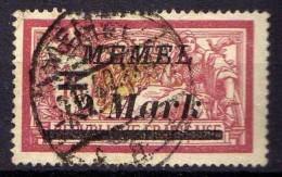 Memel 1922 Mi 67, Gestempelt [300416XIV] - Memelgebiet