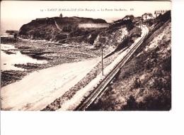PYRENEES ATLANTIQUES - ST JEAN DE LUZ-  La Pointe Ste Barbe - Saint Jean De Luz