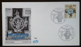 ALLEMAGNE - FDC 1995 - YT N°1638 - CARL ORFF - BONN - FDC: Brieven