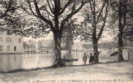 V3205 Cpa 10 Bar Sur Aube -   Bief De Mathaux - Bar-sur-Aube