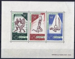 CAMEROUN Jeux Olympiques MEXICO 68. Yvert BF 4. - Verano 1968: México
