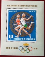 HONGRIE Jeux Olympiques MEXICO 68. Yvert BF 71 ** MNH - Summer 1968: Mexico City