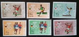 MANAMA Jeux Olympiques MEXICO 68. MICHEL N° 346/51. ** MNH. - Verano 1968: México