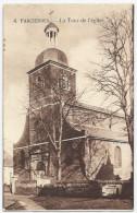 Farciennes - La Tour De L'église  Charleroi - Farciennes