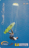 New Caledonia  - - - Chip Card  - - -  Kitesurfing