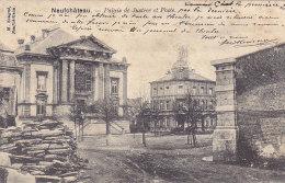 Neufchâteau - Palais De Justice Et Poste (M. Sougné, 1901) - Neufchâteau