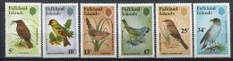 Falkland Islands                         370/375  **     Oiseaux/birds - Falkland Islands