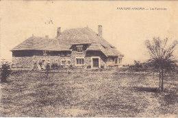 Fraiture - Nandrin - Les Favennes (Desaix, 1923, Timbres) - Nandrin