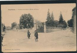 NEUFCHATEAU - Avenue De La Gare Et Route De Nancy - Neufchateau