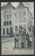 Cologne. Koeln.  3 Originale Aus Alt-Köln - Musiciens Des Rues- Piano Mécanique, Flute, Musique. 2 Scans. - Koeln