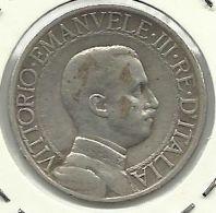 ITALIA - ITALY 1 LIRA 1910 PICK KM45 VF SILVER - 1861-1946 : Kingdom