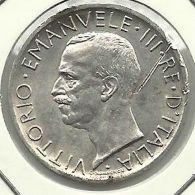ITALIA - ITALY 5 LIRE 1927 PICK KM67.1 VF/XF SILVER - 1861-1946 : Regno