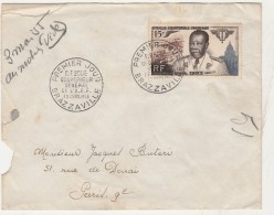 - PREMIER JOUR BRAZZAVILLE 30 Avril 1955  - 019 - Congo - Brazzaville