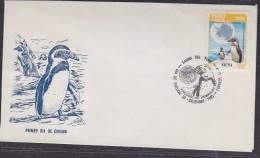 Peru 1985 Antarctica / Penguin / Fauna 1v FDC (29489) - Peru