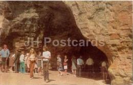 Gutmana Cave - Sigulda - 1979 - Latvia USSR - Unused - Lettonie