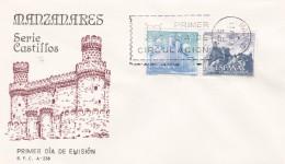 España Sobre Nº 2343 - 1931-Hoy: 2ª República - ... Juan Carlos I