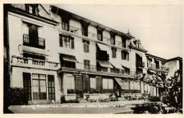 Cpsm  26.930C.   MONNETIER. (Hte.Savoie) .Hotel Bellevue. (1er Ordre) - France