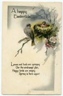 A HAPPY EASTERTIDE (TUCKS) - Easter