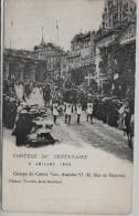 Lausanne - Cortège Du Centenaire 5. Juillet 1903 - Groupe Du Comte Vert - VD Vaud