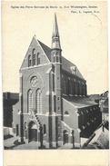 Ixelles NA4: Eglise Des Pères Servites De Marie...1906 - Ixelles - Elsene