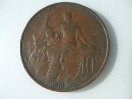 POCH4 -  10 CTS 1913 - D. 10 Centesimi