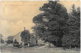Environs De Plombières NA1: Le Gros Chêne 1911 - Plombières