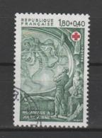 FRANCE / 1982 / Y&T N° 2248 : C-R (20000 Lieues Sous Les Mers) De Feuille - Choisi - Cachet Rond - Oblitérés