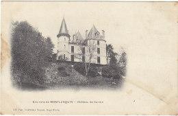 47 - Environs De Montflanquin - Château De Cambe - BE - éd Déguilhem - Monflanquin