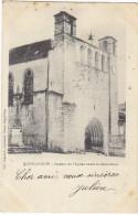 47 - Montflanquin - Clocher De L'Eglise Avant La Démolition - BE - éd Déguilhem - Monflanquin