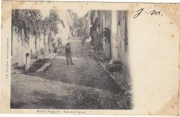 47 - Montflanquin - Rue Des Vignes - BE - éd Déguilhem - Monflanquin