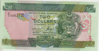Solomon Islands 2 Dollars 2004 Pick 25 UNC - Salomons