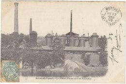 47 - FUMEL - Usines - Les Hauts Fourneaux Et Fonderies - BE - Fumel