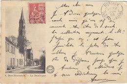 47 - BON ENCONTRE - La Basilique - éd Perret N°1 - Bon Encontre