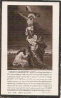 DP. MARIA VAN HOEY -  MOERZEKE -CASTEL 1849-1926 - Religione & Esoterismo